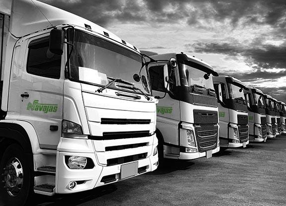Transportes y logística en Logroño Navajas