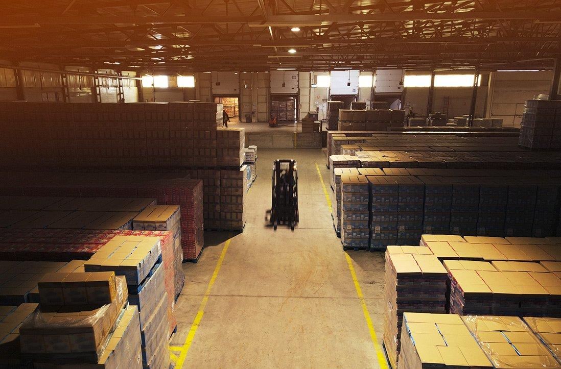 Instalaciones Transportes y Almacén de Mercancías Navajas