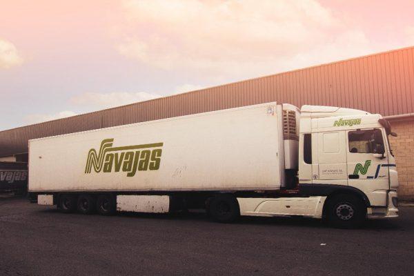 Trailer Frigorífico de Transportes Navajas